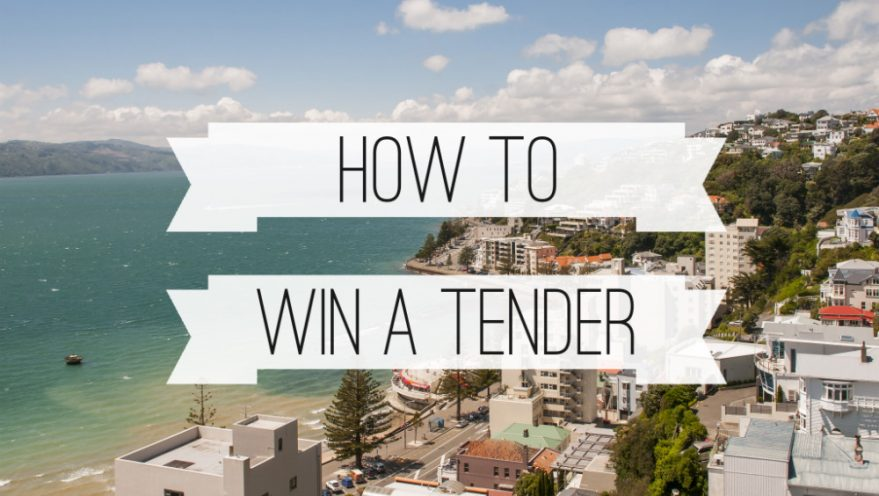 How to win a tender