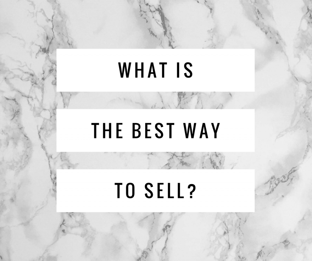 What Is The Best Way To Sell Your Home Auction Vs Tender