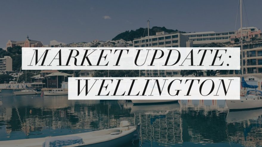 Market update Wellington