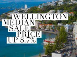 Wellington median sale price