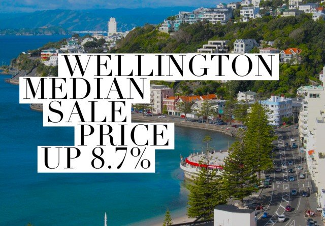 Wellington median sale price
