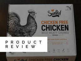 Sunfed chicken-free chicken