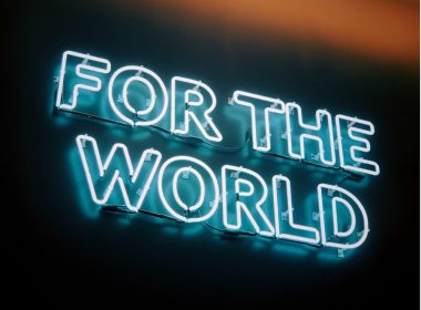For the world
