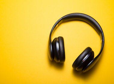 headphones -