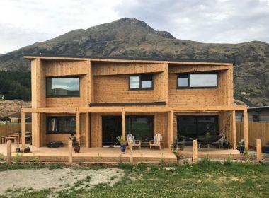 shotover passive house